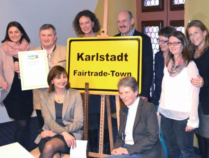 Fair-Trade Town Karlstadt