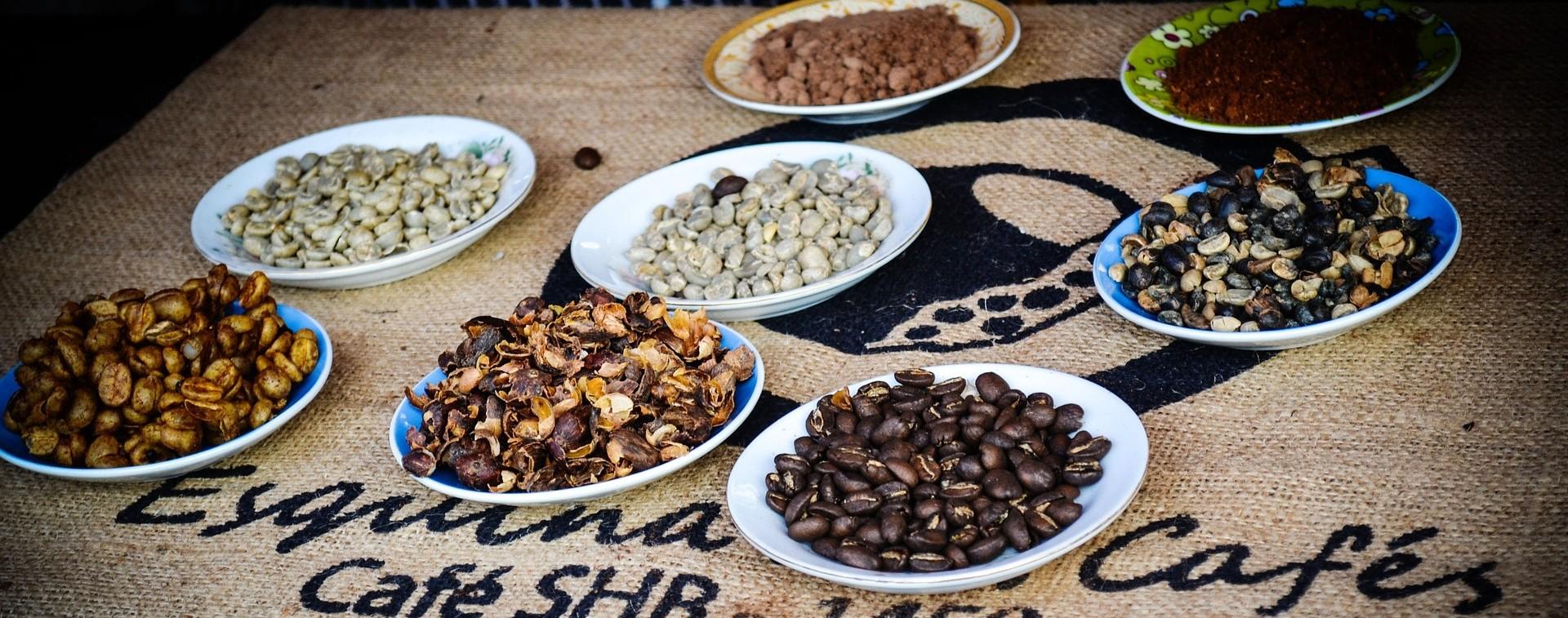 Fair Trade Kaffee im Weltladen Karlstadt