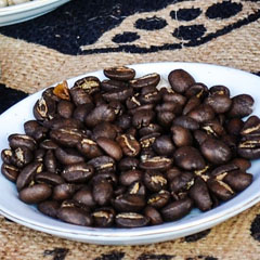 Karschter Kaffee - im Weltladen Karlstadt