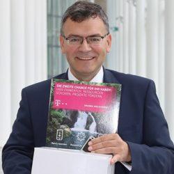 Handyaktion - Staatsminister Herrmann